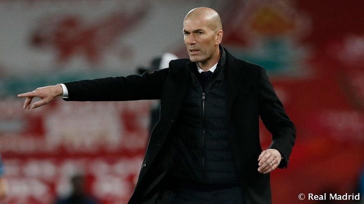 """Zidane: """"Cuando hay dificultades, los jugadores están más unidos"""""""